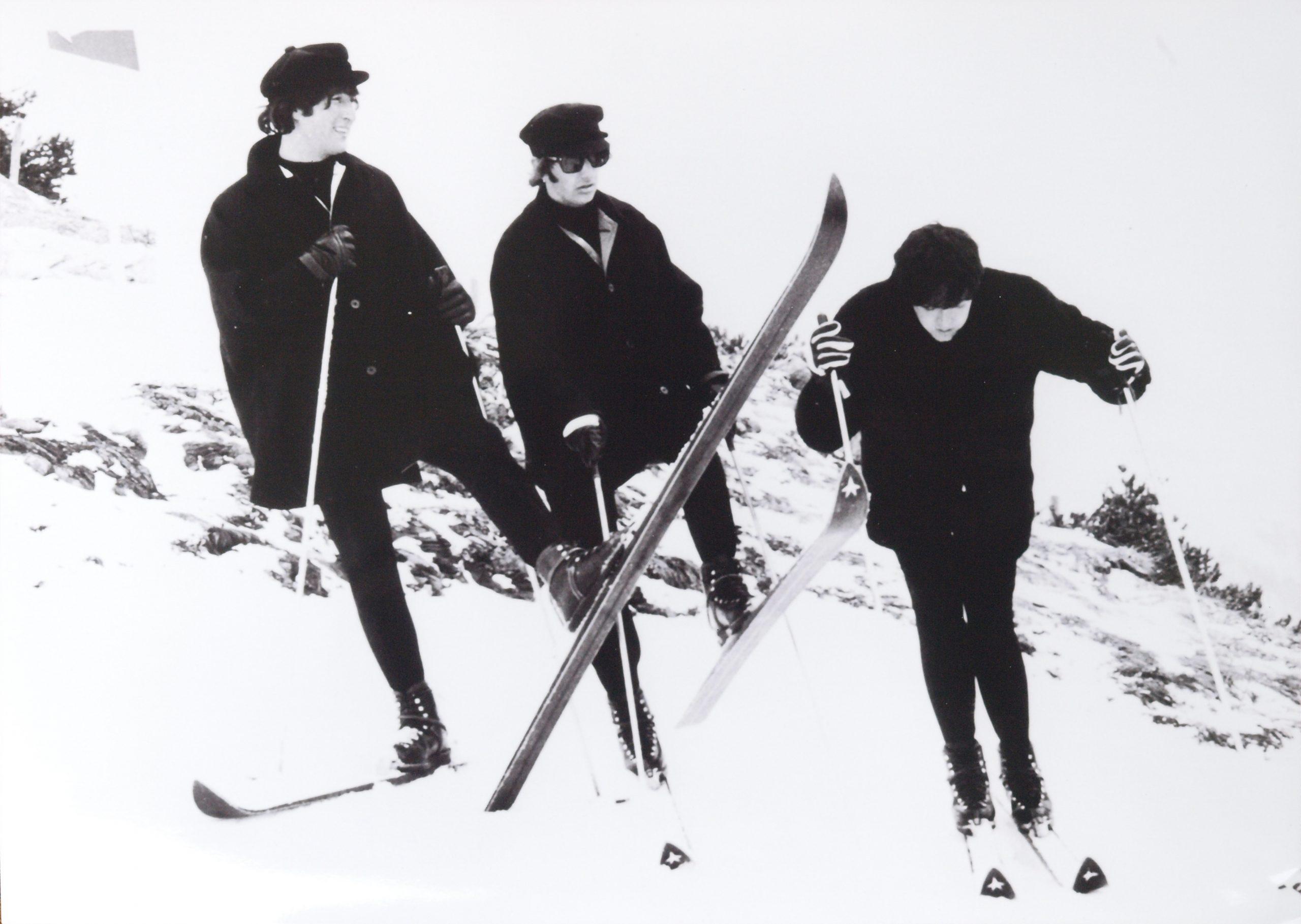 The Beatles in Obertauern