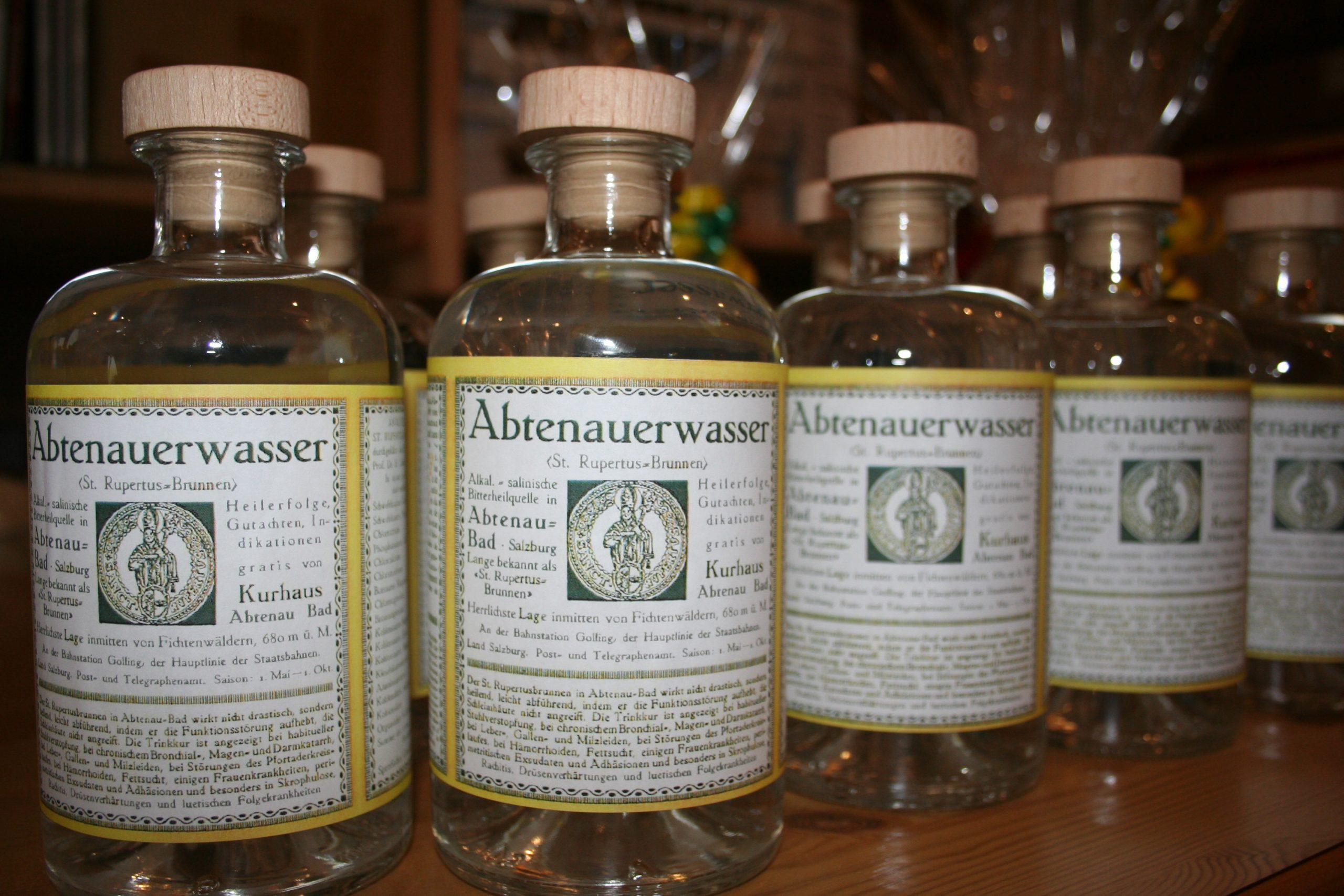 Abtenauer Heilwasser
