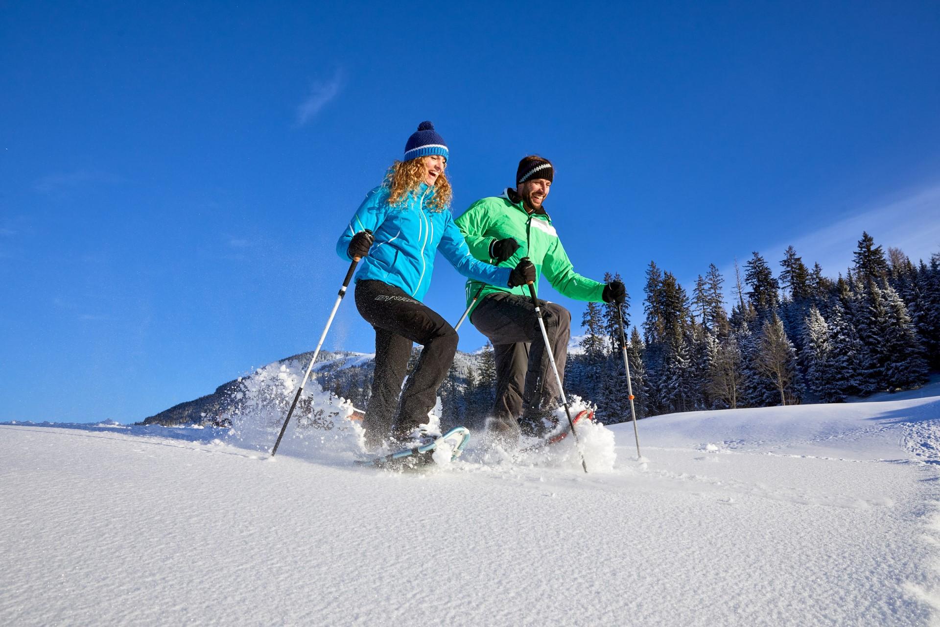 Schneeschuhwandern in der Ferienregion Nationalpark Hohe Tauern