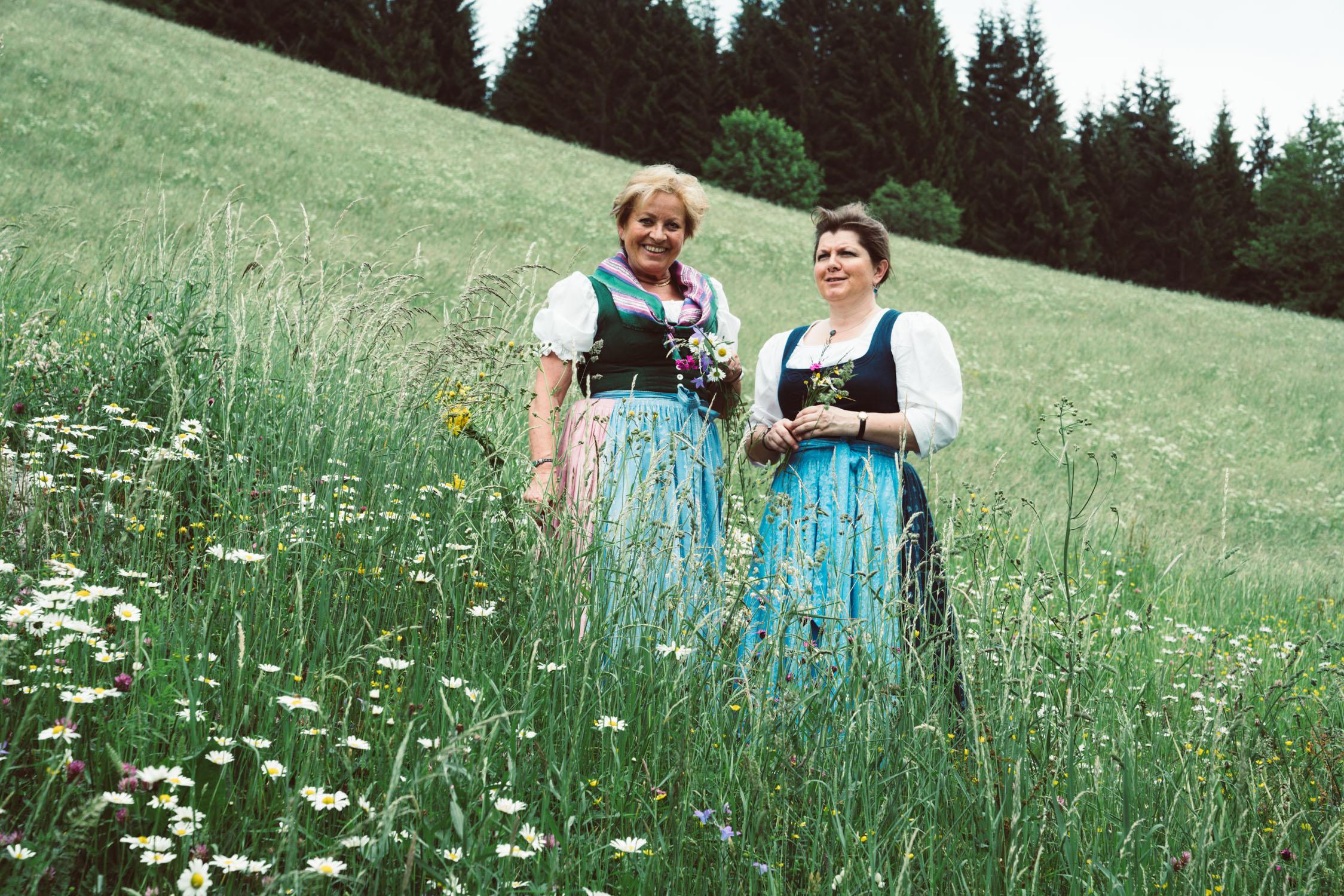 Michaela und Christiane Quehenberger